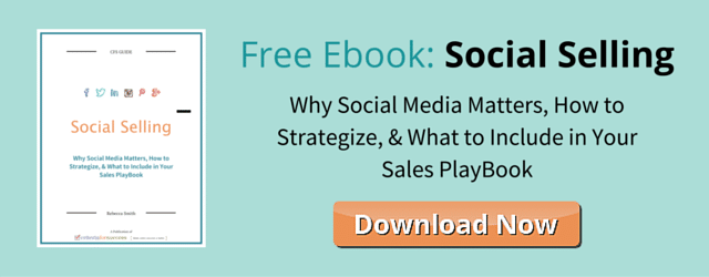 Free Ebook: Social Selling