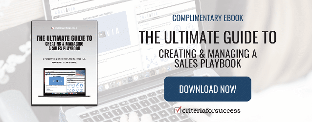 The ULTIMATE Sales PlayBook Guide