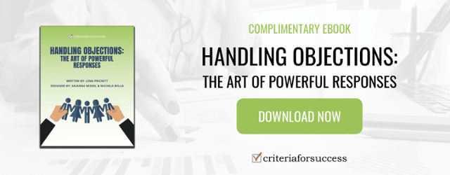 free download: how to handle sales objections