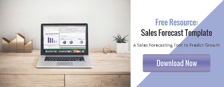 Free Resource: Sales Forecast Template