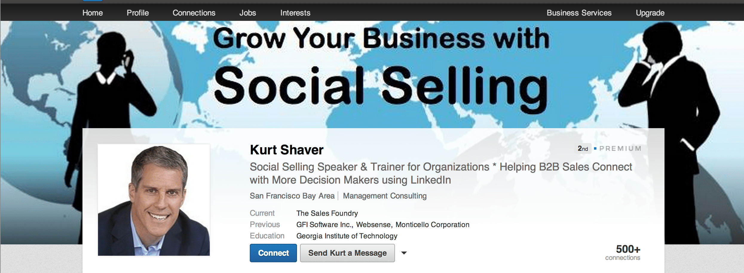 How To Optimize Your New Linkedin Header