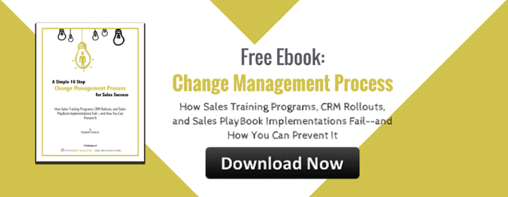 Free eBook: A Simple 10 Step Change Management Process